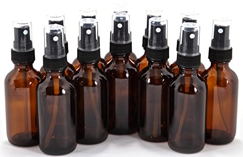 12-amber-2-oz-glass-bottles-with-black-fine-mist-sprayers