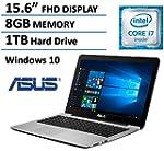 """Asus Premium 15.6"""" Full HD High Perfo..."""