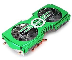 Zalman VF3000F580 Ventilateur pour Carte graphique Nvidia-GTX580 570/480