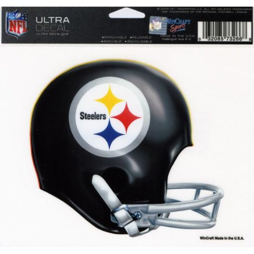 Pittsburgh Steelers - Helmet Decal at Amazon.com