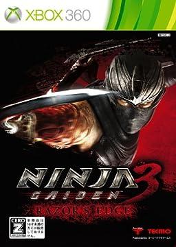 NINJA GAIDEN 3: Razor's Edge 【CEROレーティング「Z」】 (初回特典「追加コスチューム(リュウ・あやね・紅葉・かすみ)」 同梱)