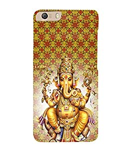 ifasho Designer Phone Back Case Cover Micromax Canvas Knight 2 E471 ( Beautiful Painting Women Back Hat Pose Look )