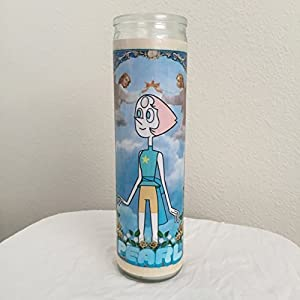 Steven Universe Pearl Prayer Candle
