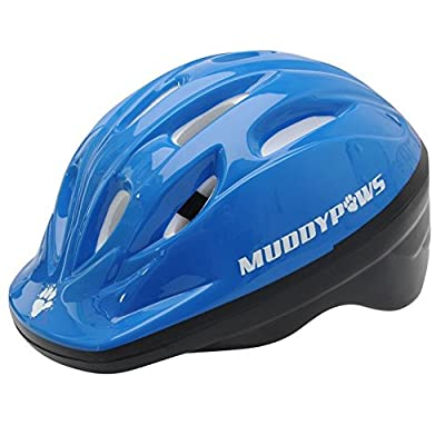Muddyfox Kids Paws Helmet Childrens Boys Cycle Cycling Safety by Muddyfox