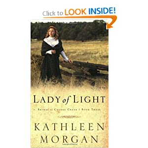"""Lady of Light"" by Kathleen Morgan :Book Review"