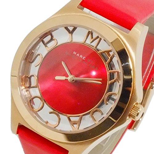 [マークバイマークジェイコブス] MARC BY MARC JACOBS 腕時計 ヘンリー スケルトン Henry Skelton クオーツ MBM1338 レディース [並行輸入品]