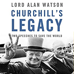 Churchill's Legacy Audiobook