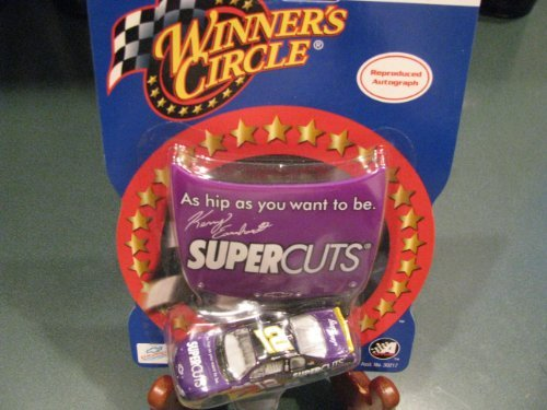 Kerry Earnhardt #12 Supercuts Monte Carlo 1/64 Scale Diecast & Bonus Matching Magnet Hood Winners Circle