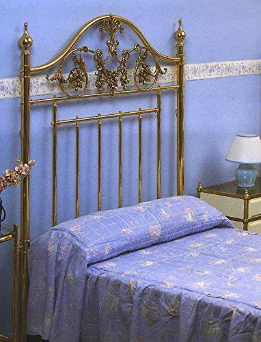 Lits en laiton et têtes de lit: modèle AUDE.