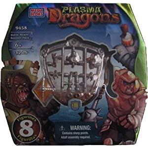 Plasma Dragons Battle Realm Booster Pack