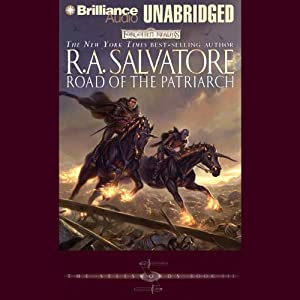 Road of the Patriarch: Forgotten Realms: The Sellswords, Book 3 | [R. A. Salvatore]