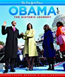 img - for Obama: The Historic Journey: Young Reader's Edition book / textbook / text book