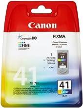 Comprar Canon ChromaLife 100 - Cartucho de tinta para impresora Canon Pixma iP6220D/iP6210D/iP2200/iP1600/MP450/MP170/MP150 (155 impresiones, 12 ml), multicolor