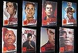 Dexter - Staffel 1-8 (34 DVDs)