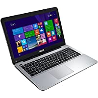 ASUS X555LA 15.6-Inch Notebook (Intel Core i3-4030U 1.9 GHz, 4 GB RAM, 1 TB HDD, Webcam, Integrated Graphics, Windows 8.1)