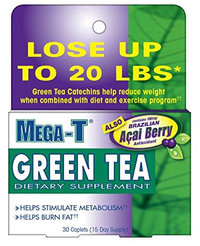 Mega Green Tea Weight Loss Pills Side Effects