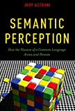 img - for Semantic Perception: How the Illusion of a Common Language Arises and Persists book / textbook / text book
