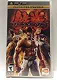 PSP Tekken