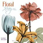 Floral Xray Wall Calendar (2016)
