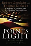 img - for Points of Light: A Celebration of the American Spirit of Giving book / textbook / text book