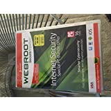 Webroot SecureAnywhere Internet Security (3-Device) (6 months Subscription) - Mac/Windows