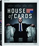 House of Cards: The Complete First Season [Blu-ray + UltraViolet] (Sous-titres français)