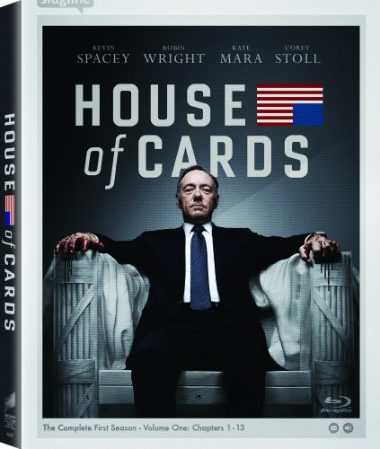 Sale alerts for Sony Pictures Home Entertainment House of Cards: The Complete First Season [Blu-ray + UltraViolet] (Sous-titres français) - Covvet