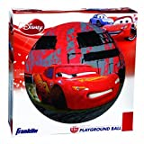 Franklin Sports 8.5 inches  Disney/Pixar Cars Rubber Playground Ball #19229