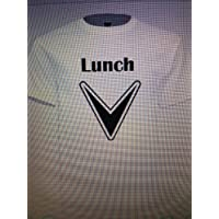 Your Lunch T-shirt