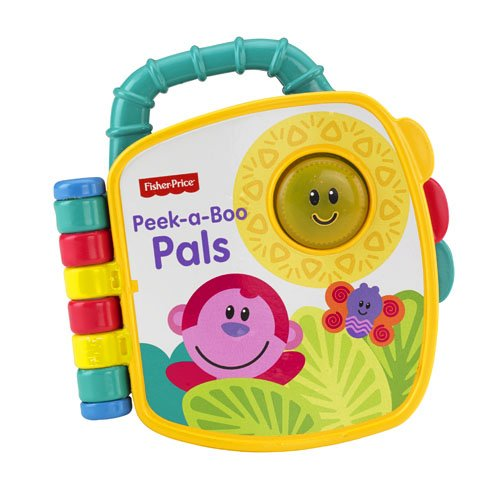 Fisher Price Peek-a-Boo Pals Book - 1