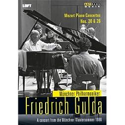 Gulda: Mozart Piano Concertos