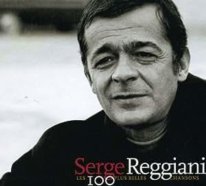 Les 100 Plus Belles Chansons : Serge Reggiani (Coffret 5 CD)