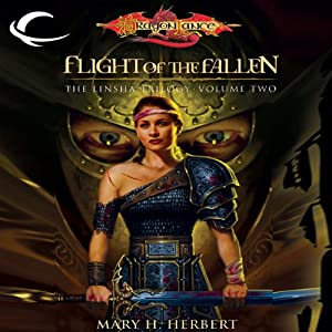 Flight of the Fallen: Dragonlance: Linsha Trilogy, Book 2 | [Mary H. Herbert]