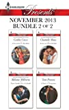 img - for Harlequin Presents November 2013 - Bundle 2 of 2: A Scandal in the Headlines\Never Gamble with a Caffarelli\Secrets of a Powerful Man\A Touch of Temptation book / textbook / text book