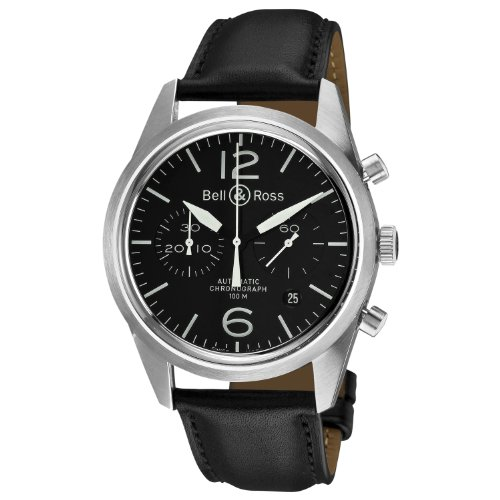 Bell & Ross BR-126-ORIGINAL BLACK - Reloj