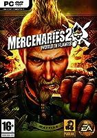 Mercenaries 2: World in Flames (PC DVD) [import anglais]