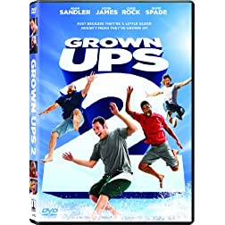 Grown Ups 2  (+UltraViolet Digital Copy)