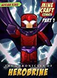 Chronicles of Herobrine: A Minecraft Novel (Based on True Story)