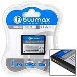 Blumax ® Panasonic DMW-BCH7E Battery for Lumix DMC-FP1, DMC-FP2, DMC-FP3, DMC-FT10