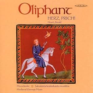 Herz,Prich! Mittelalterliche Deutsche Musik