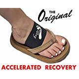 The Original Plantar Fasciitis Copper Arch Support Therapy Sleeve. Infused Compression for Arch and Heel Pain Relief