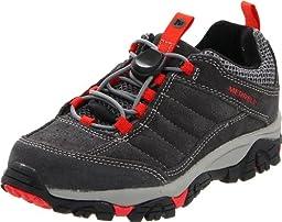 Merrell Tailspin Toggle Sneaker (Toddler/Little Kid/Big Kid),Granite,6 M US Big Kid