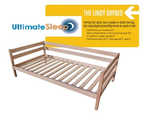 Daybeds Made In The Usa : Top product the lindy daybed of sustainably harvested