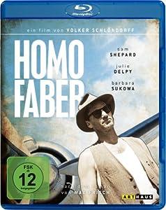 Homo Faber [Blu-ray]