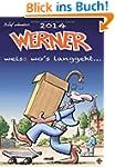 Werner Kalender 2014
