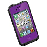 LifeProof iPhone 4/4S Case Purple Reviews