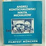 Texte und Materialien zur Werkschau Filmfest München 1991
