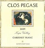 2009 Clos Pegase Cabernet Franc Napa Valley 750 mL