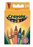 Toy - Crayola 02.0024 - 24 Wachsmalstifte