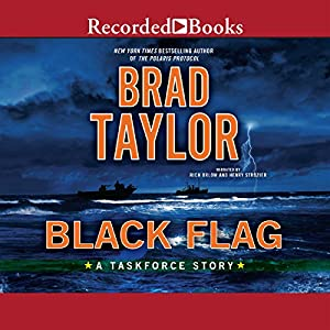 Black Flag Audiobook